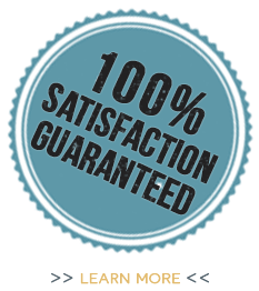 Satisfaction Guaranteed with all of our custom engraved pet tags!
