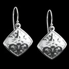 Tuscan Sterling Silver Earrings