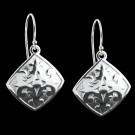 Tuscan Sterling Silver Earrings