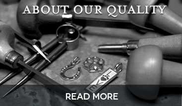 Learn more about our quality!